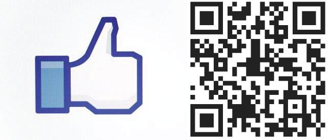qr code facebook coupon offer